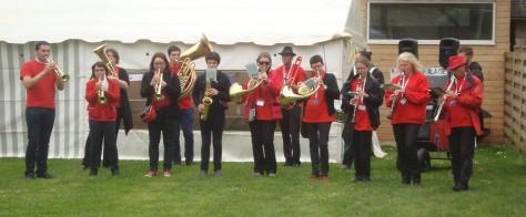 Festival Jazz ô Chateau Tréveneuc - 8 mai 2015